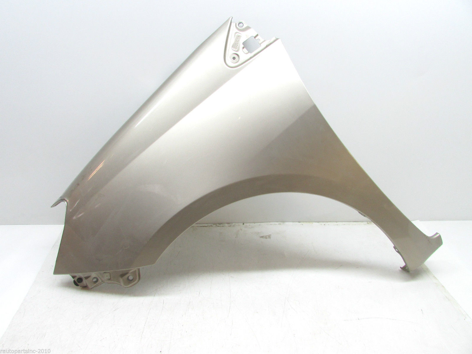 Fender For 2004-2010 Toyota Sienna Front Driver Primed Steel